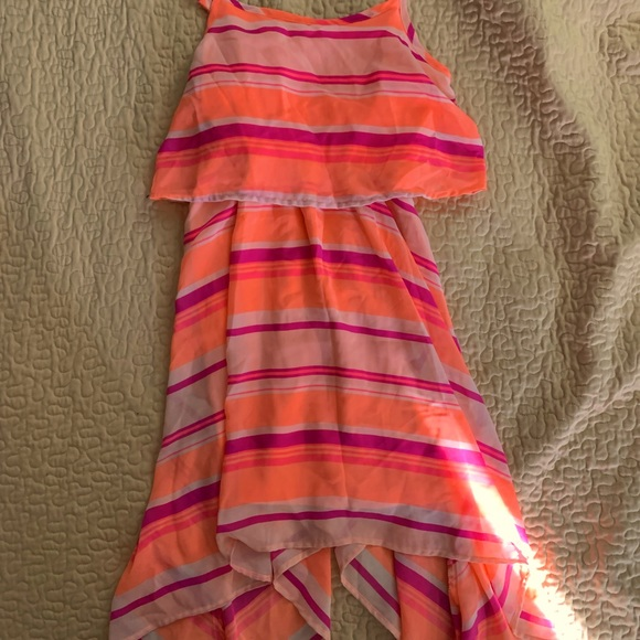 Children's Place Girls Summer Flowing Dress